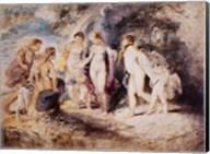 The Judgement of Paris Fine-Art Print