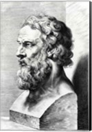 Bust of Plato Fine-Art Print