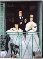 The Balcony Fine-Art Print