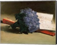 Bouquet of Violets, 1872 Fine-Art Print