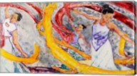Ribbon Dancers Fine-Art Print