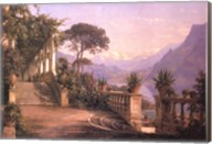 Loggia Fra Como Fine-Art Print