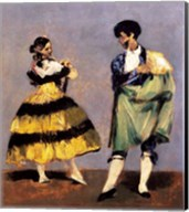 Spanish Dancers, 1879 Fine-Art Print