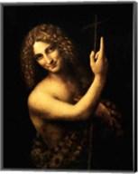 St. John the Baptist, 1513-16 Fine-Art Print