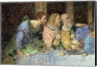 The Last Supper, (post restoration) B Fine-Art Print