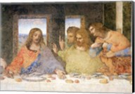The Last Supper, (post restoration) A Fine-Art Print