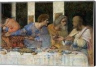The Last Supper, (post restoration) E Fine-Art Print