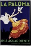 La Paloma Fine-Art Print
