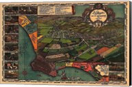 Los Angeles 1871 Fine-Art Print
