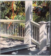 Small Glittering Porch Fine-Art Print