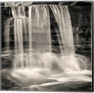 Waterfall, Study #2 Fine-Art Print