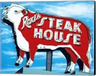 Rod's Steakhouse Fine-Art Print