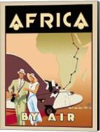 Africa by Air Fine-Art Print