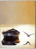 Sunset in the Pier Fine-Art Print