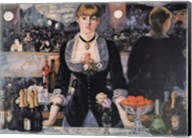 A Bar at the Folies-Bergere Fine-Art Print