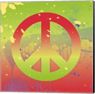 Outtasight Peace Fine-Art Print