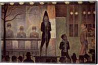 Circus Sideshow Fine-Art Print