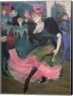 Marcelle Lender Dancing Bolero Fine-Art Print