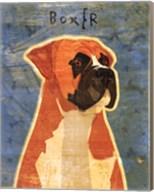 Boxer Fine-Art Print