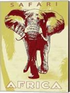 Safari Africa Fine-Art Print