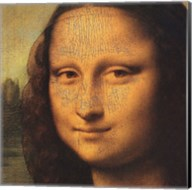 Mona Lisa (detail) Fine-Art Print