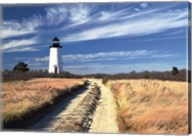 Cape Poge Lighthouse Fine-Art Print