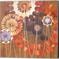 Rosathoria I (detail) Fine-Art Print