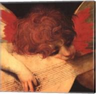 Musical Angel Fine-Art Print