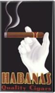 Habanas Quality Cigars Fine-Art Print