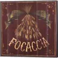 Focaccia Fine-Art Print