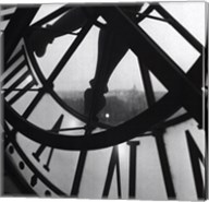 Orsay Clock Fine-Art Print
