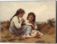 A Childhood Idyll Fine-Art Print