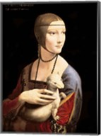 The Lady with the Ermine Fine-Art Print