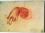 Study of a hand Fine-Art Print