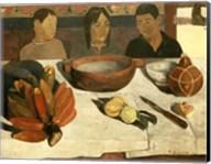 The Meal (The Bananas), 1891 Fine-Art Print
