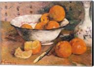 Still life with Oranges, 1881 Fine-Art Print
