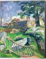 The Wooden Gate Fine-Art Print