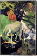 The White Horse, 1898 Fine-Art Print