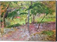 Tropical Landscape, Martinique, 1887 Fine-Art Print