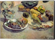 Still Life with Fruit, 1888 Fine-Art Print