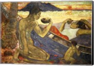 A Canoe Fine-Art Print