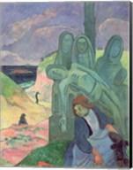 The Green Christ Fine-Art Print