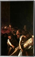 Resurrection of Lazarus, Right Detail Fine-Art Print