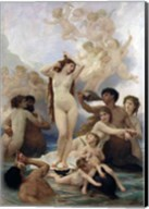 The Birth of Venus, 1879 Fine-Art Print