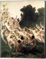 The Oreads, 1902 Fine-Art Print