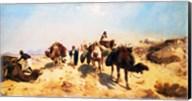 Crossing the Desert Fine-Art Print