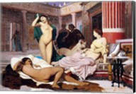 Greek Interior, 1848 Fine-Art Print