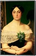 Portrait of Marianne Elisa Birch Fine-Art Print