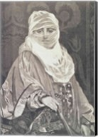 'La Favorita'- Woman with a Veil Fine-Art Print