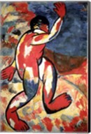 A Bather, 1911 Fine-Art Print